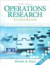 9780132555937-013255593X-Operations Research: An Introduction (9th Edition)