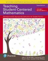 9780134090689-0134090683-Teaching Student-Centered Mathematics: Developmentally Appropriate Instruction for Grades Pre-K-2 (Volume I), with Enhanced Pearson eText --Access ... Student-Centered Mathematics Series)