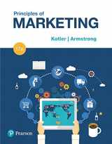 9780134642321-0134642325-Principles of Marketing, Student Value Edition Plus MyLab Marketing with Pearson eText -- Access Card Package (17th Edition)