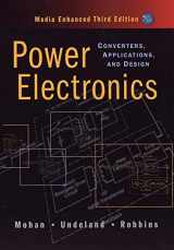 9780471226932-0471226939-Power Electronics: Converters, Applications, and Design