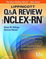 9781469886619-1469886618-Lippincott Q&A Review for NCLEX-RN (Lippincott's Review For NCLEX-RN) (Lippincott's Review For NCLEX-RN)
