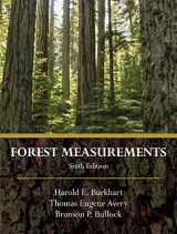 9781478636182-1478636181-Forest Measurements, Sixth Edition