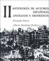 9780133870855-0133870855-Antologia de Autores Españoles, Vol II: Antiguos y Modernos