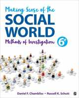 9781506364117-150636411X-Making Sense of the Social World: Methods of Investigation