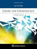 9781454894469-1454894466-Crime and Criminology (Aspen Criminal Justice)
