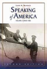 9780495050186-0495050180-Speaking of America: Readings in U.S. History, Vol. II: Since 1865