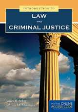 9781449690328-1449690327-Introduction to Law and Criminal Justice