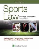 9781454869788-145486978X-Sports Law: Governance and Regulation (Aspen College)