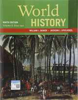 9781337401067-1337401064-World History, Volume II: Since 1500