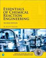 9780134663890-0134663896-Essentials of Chemical Reaction Engineering (2nd Edition) (International Series in the Physical and Chemical Engineering Sciences)
