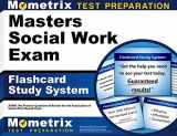 9781621209546-1621209547-Masters Social Work Exam Flashcard Study System: ASWB Test Practice Questions & Review for the Association of Social Work Boards Exam (Cards)