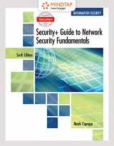 9781337289313-1337289310-MindTap Information Security, 1 term (6 months) Printed Access Card for Ciampa's CompTIA Security+ Guide to Network Security Fundamentals