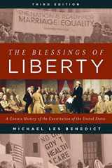 9781442259928-1442259922-The Blessings of Liberty: A Concise History of the Constitution of the United States