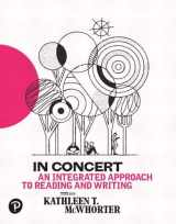 9780134679198-0134679199-In Concert: An Integrated Approach to Reading and Writing (McWhorter Reading & Writing Series)