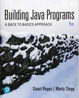 9780135471944-013547194X-Building Java Programs: A Back to Basics Approach (5th Edition)