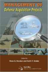 9781563479502-1563479508-Management Of Defense Acquisition Projects (Library of Flight Series)