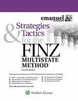 9781454873143-1454873140-Strategies & Tactics for the FINZ Multistate Method (Emmanuel Bar Review) (Emanuel Bar Review)