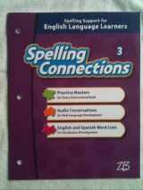 9780736769235-0736769234-Spelling Connections for English Language Learners, Grade 3 (With Audio Conversations CD)
