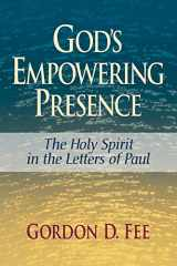 9780801046216-0801046211-God's Empowering Presence: The Holy Spirit in the Letters of Paul