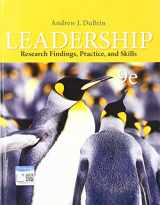 9780357042496-0357042492-Leadership: Research Findings, Practice, and Skills