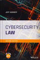 9781119517207-1119517206-Cybersecurity Law