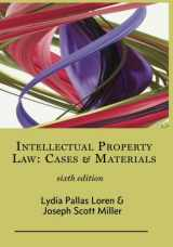 9781943689057-1943689059-Intellectual Property Law: Cases & Materials