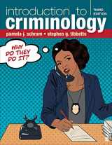 9781544375731-1544375735-Introduction to Criminology: Why Do They Do It?