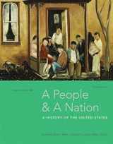 9781337402736-1337402737-A People and a Nation, Volume II: Since 1865