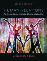 9780205909032-0205909035-Human Relations: The Art and Science of Building Effective Relationships -- Books a la Carte (2nd Edition)