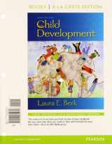 9780205854363-0205854362-Child Development, Books a la Carte Plus NEW MyLab Human Development with eText -- Access Card Package (9th Edition)