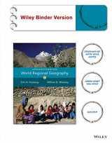 9781119032106-1119032105-Understanding World Regional Geography, 1e Binder Ready Version + WileyPLUS Learning Space Registration Card