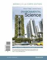 9780134312873-0134312872-Environmental Science: Toward A Sustainable Future, Books a la Carte Edition (13th Edition)