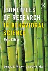 9780415879286-0415879280-Principles of Research in Behavioral Science: Third Edition