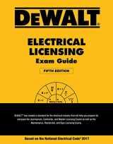9781337271387-1337271381-DEWALT Electrical Licensing Exam Guide: Based on the NEC 2017 (DEWALT Series)