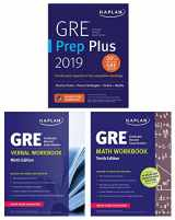 9781506234656-1506234658-GRE Complete 2019: The Ultimate in Comprehensive Self-Study for GRE (Kaplan Test Prep)