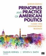 9781506390475-1506390471-Principles and Practice of American Politics: Classic and Contemporary Readings