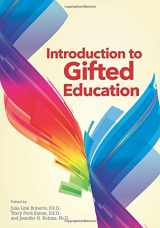 9781618216618-1618216619-Introduction to Gifted Education