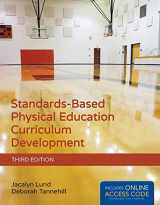 9781284034196-1284034194-Standards-Based Physical Education Curriculum Development