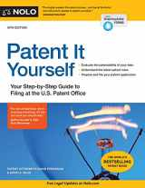 9781413325393-1413325394-Patent It Yourself: Your Step-by-Step Guide to Filing at the U.S. Patent Office