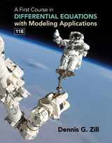 9781305965720-1305965728-A First Course in Differential Equations with Modeling Applications