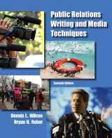 9780205211678-0205211674-Public Relations Writing and Media Techniques (7th Edition)