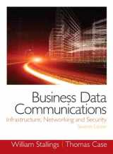9780133023893-0133023893-Business Data Communications- Infrastructure, Networking and Security (7th Edition)