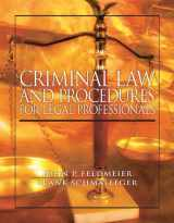 9780138021160-0138021163-Criminal Law and Procedure for Legal Professionals