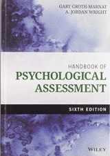 9781118960646-1118960645-Handbook of Psychological Assessment