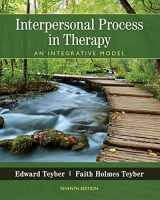 9781305271531-130527153X-Interpersonal Process in Therapy: An Integrative Model