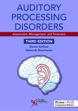 9781944883416-194488341X-Auditory Processing Disorders: Assessment, Management, and Treatment, Third Edition