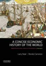 9780199989768-0199989761-A Concise Economic History of the World: From Paleolithic Times to the Present