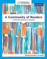 9780357136621-0357136624-A Community of Readers: A Thematic Approach to Reading (MindTap Course List)