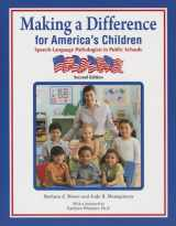 9781416404187-141640418X-Making a Difference for America's Children: Speech-language Pathologists in Public Schools