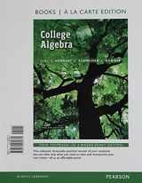 9780134282879-0134282876-College Algebra, Books a la Carte Edition